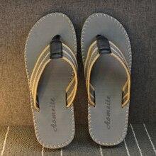 JYRhenium 2019 New Summer Men Slippers Flip Flops Unisex Beach Sandals Sports Anti-slip Zapatos Hombre Women