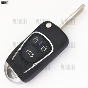 Image 3 - WALKLEE Flip Folding Remote Key Upgraded for Mercedes Benz Smart Fortwo 451 315MHz or 433MHz 2007 2015