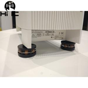 Image 5 - ハイファイオーディオスピーカーサブウーファーアンプ春アンチショック衝撃吸収足パッドピン振動吸収スタンド