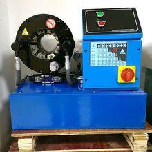 Купить с кэшбэком New Arrival TL-16 Pressure Pipe Machine Punching Machine Buckle Press Machine Hot Sale 2.2KW 31.5Mpa 38mm 220V / 380V Optional