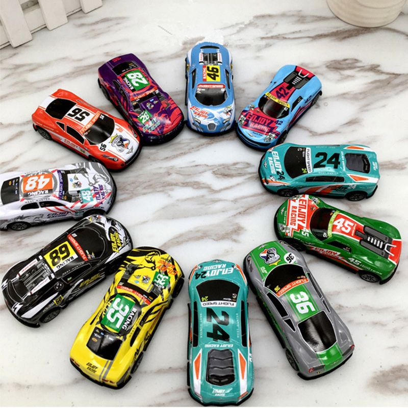 1Pc 1:72 Car Toys Model Car Pull Back Vehicles Toys Boy Baby Toys Kids Toddler Boys Hot New