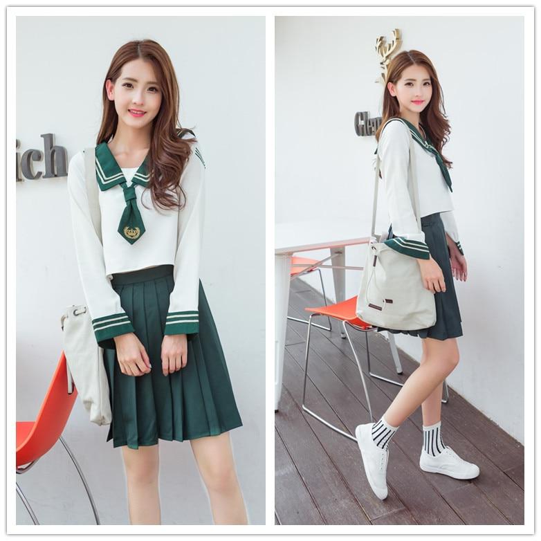 80a97f902332b Uniforme escolar japonés coreano británico hombres y mujeres ropa de  invierno para la escuela uniforme escolar