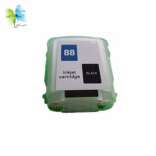 Winnerjet 4 Colors 5 Sets Empty Refillable Ink Cartridge with Chip for Hp Replacement 88 Cartridges
