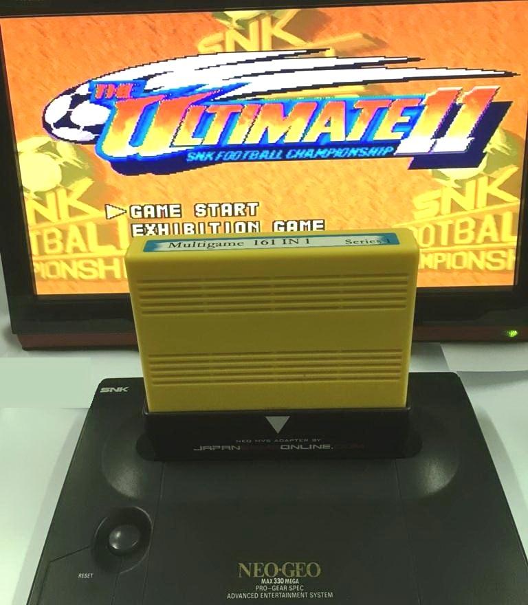 все цены на NEOGEO MVS 161 in 1 Game Cartridge for SNK Arcade Machince or AES Console with NEO MVS Adaptor онлайн