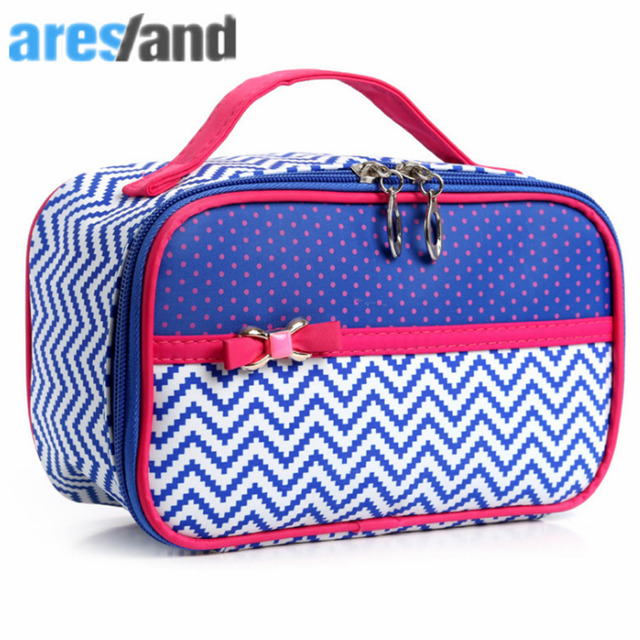 85134a277a ARESLAND New Fashion Cosmetic Makeup Cosmetics Bag Case Women Travel  Organizer Professional Storage Make Up Beauty Toiletry Bag