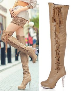 Boots For Tall Women - Yu Boots
