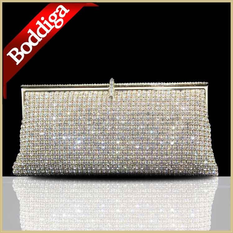 DHL FREE Luxury Women Day clutches evening bags Diamond Clutch wedding Party Clutch Bag Silver Women Gold Handbag Purse 80228