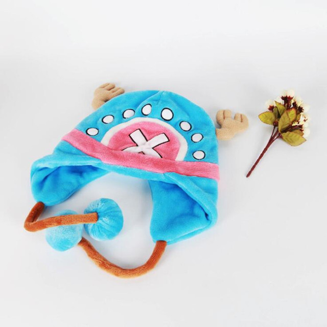 Аниме шапки Чоппер, тоторо, мадара, кумамон 4
