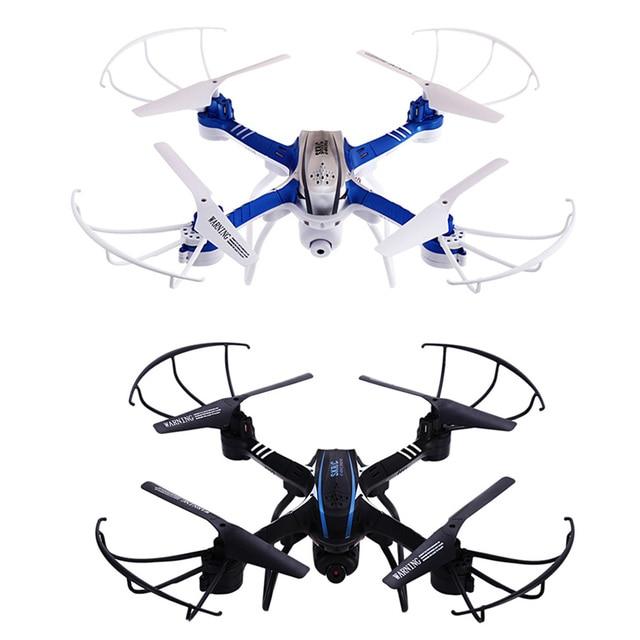 Начальный Уровень Камеры Дроны D20W Wi-Fi 2.0MP 2.2.4GHz 4 4-канальный 6-осевой Гироскоп Quadcopter FPV Вертолет Quad Вертолет