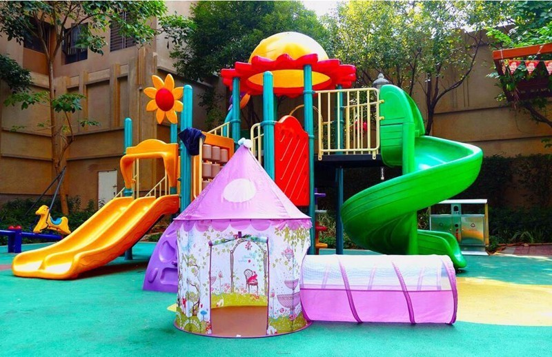 Protable Children Toy Tents Baby Princess Castle Play Tent with Tunnel and Pink Girls Play house Fairy Game Kids Ball Pool