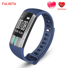 цена G20 Smart Band Blood Pressure Pulsometer Smart Bracelet Activity PPG ECG Monitor Tracker Heart Rate Pedometer Fitness Wristband онлайн в 2017 году