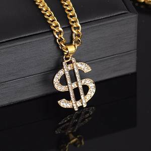 Shellhard Jewelry Long Chain Men Women Necklace