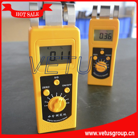 DM200T 0~50% Textile moisture meter for Cotton Clothes dm200t 0 50