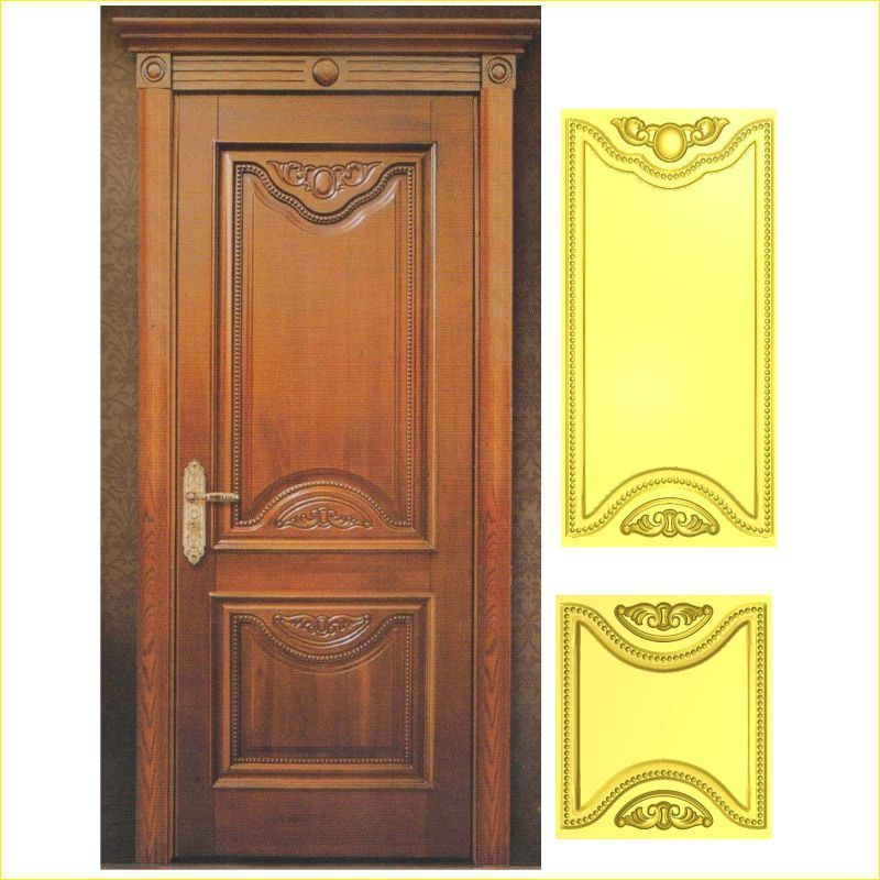 2pcs/lot Door_8 3D Model STL Relief For Cnc STL Format Furniture 3D STL Format Furniture Decoration
