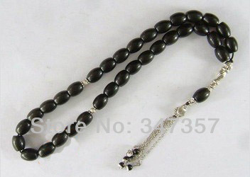 Natural 33beads Matte Black Onyx Beads Stone Round Shape Prayer beads Islamic Muslim Tasbih Allah free shipping natural purple aaa amethyst crystal 33 beads prayer beads islamic muslim tasbih allah rosary free shipping