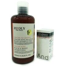 Professional Hair Care Ginger Shampoo For Anti Hair Loss Moisturizing Oil Control Make Hair Growth Fast Shampoo&Conditioner