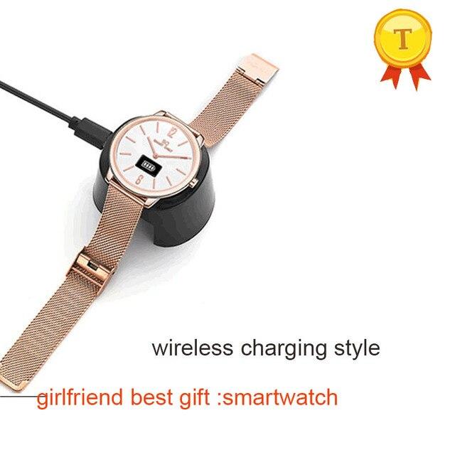 Luxury Stainless Steel Bluetooth Smart Watch 3