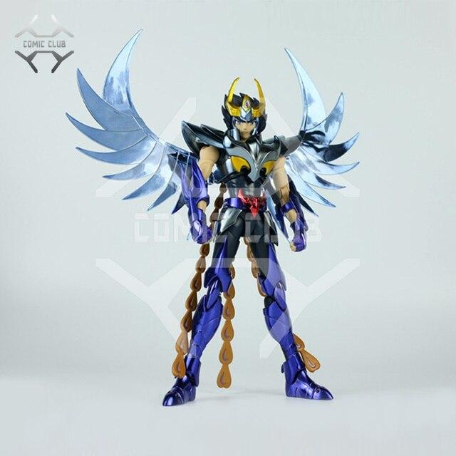 COMIC CLUB IN STOCK GREAT TOYS GreatToys GT EX Saint Seiya Ikki Phoenix V3 Myth Cloth Action Figure Model Fushicho
