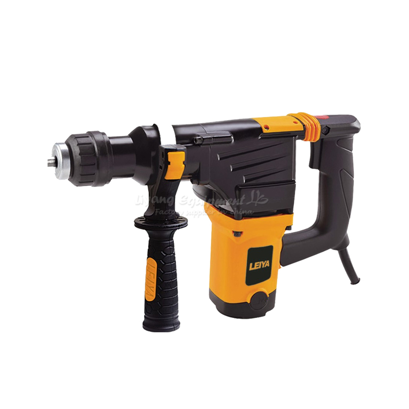 цена на high power industrial grade professional electric hammer drill Household hardware electric tools