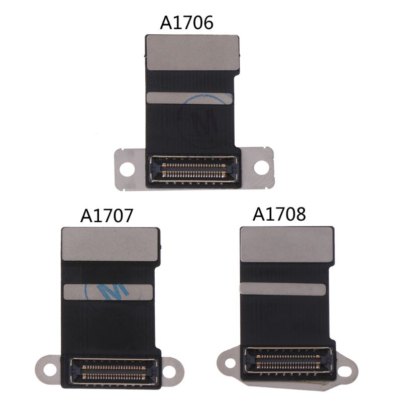 Laptop A1706 A1707 <font><b>A1708</b></font> Replace <font><b>LCD</b></font> LED LVDs Screen Display Flex <font><b>Cable</b></font> for Macbook Pro Retina 13