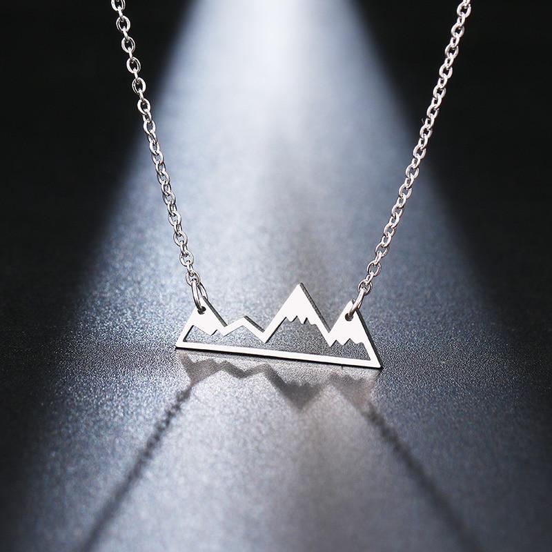 Mountain Range Necklace 3