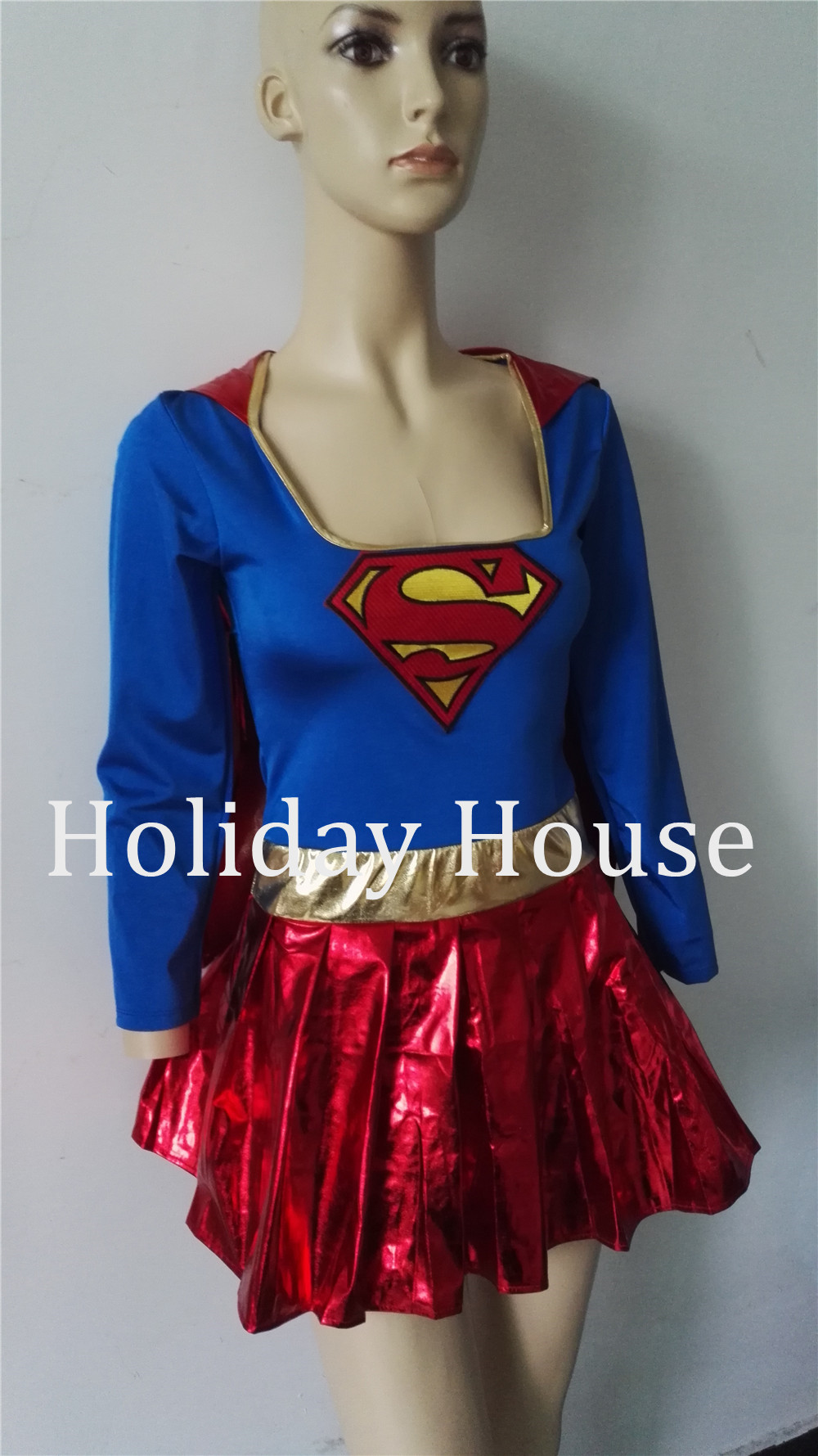 supergirl costume 102