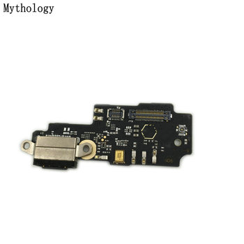 Mythology USB Charging Circuits Board For Xiaomi Mi Mix 2 Mix2 Snapdragon 835 Microphone Mobile Phone Flex Cable Connector Dock image