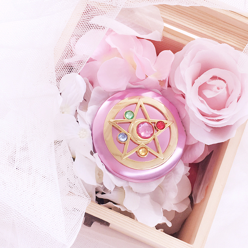 sailor moon Moonlight Memory Series Crystal Star Mirror Case cosmetic make up mirror