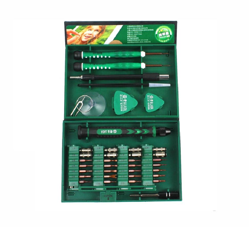 Juego de destornilladores LAOA Venta Kit de herramientas de - Juegos de herramientas - foto 2