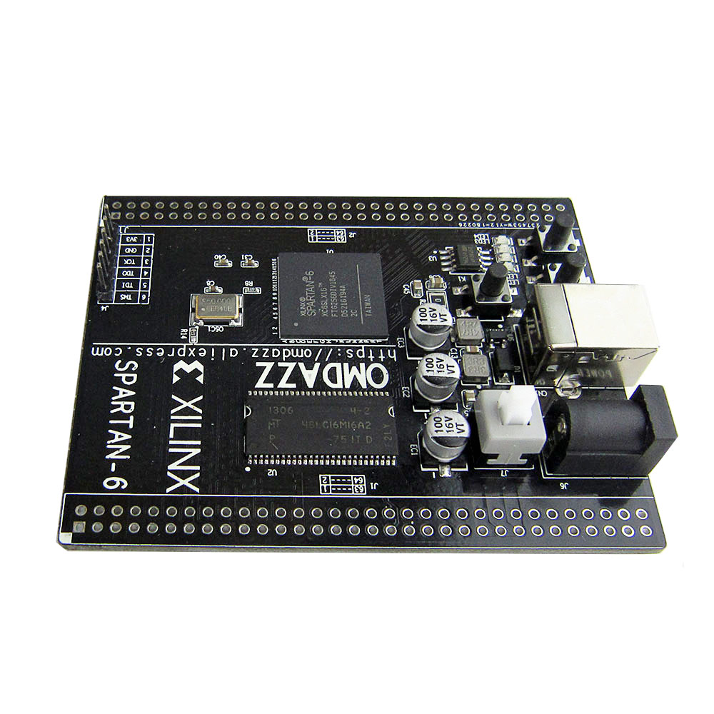 XILINX FPGA Development Board Spartan6 Spartan-6 XC6SLX16 Core Board With 32MB SDRAM Micron MT48LC16M16A2