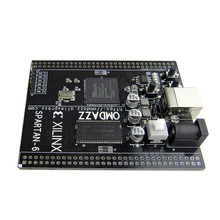 Макетная плата XILINX FPGA Spartan6 Spartan 6 XC6SLX16 с 32 Мб SDRAM Micron MT48LC16M16A2
