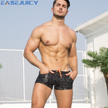 Black Bold Sexy Trunks