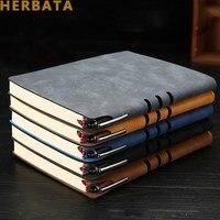 Кожаный Блокнот бизнес-блокнот ежедневник дневник записная книжка для офиса школы канцелярские принадлежности подарки CL-1502