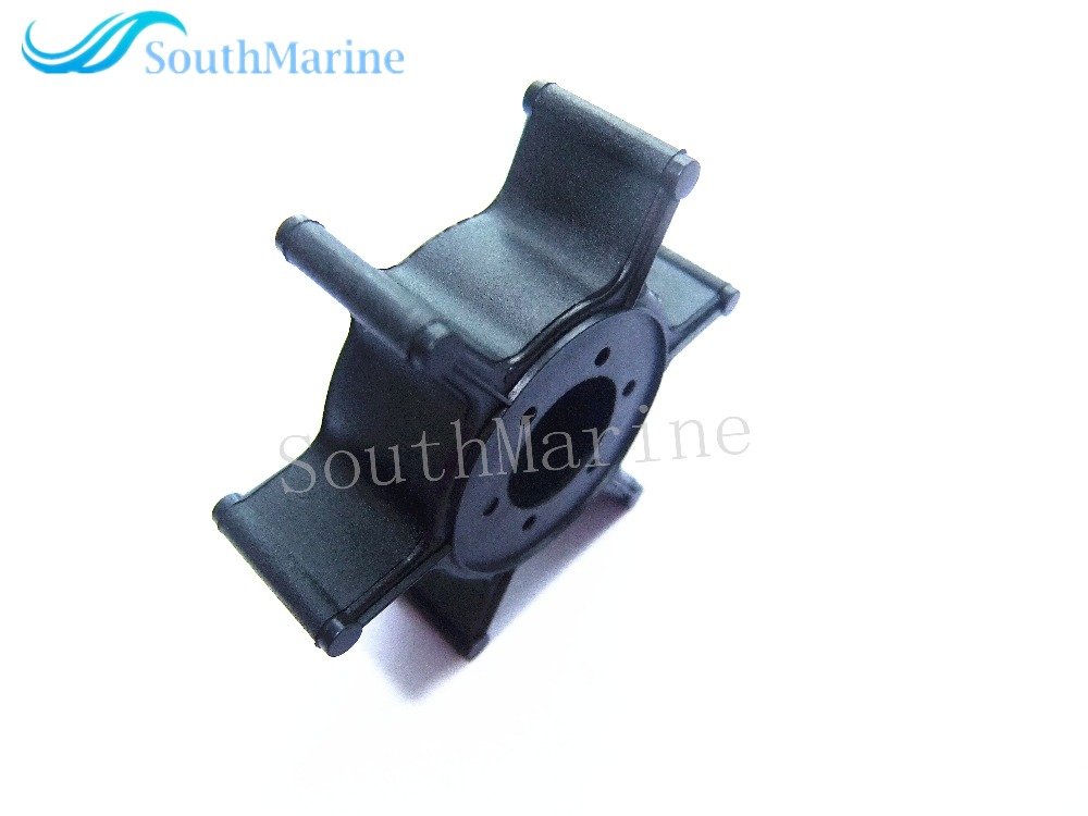 Water Impeller 6E0-44352-00-00 6E0-44352-00 6E0-44352-003 18-3073 for Yamaha 4HP 5HP 6HP Outboard Motor, Hidea outboard impeller