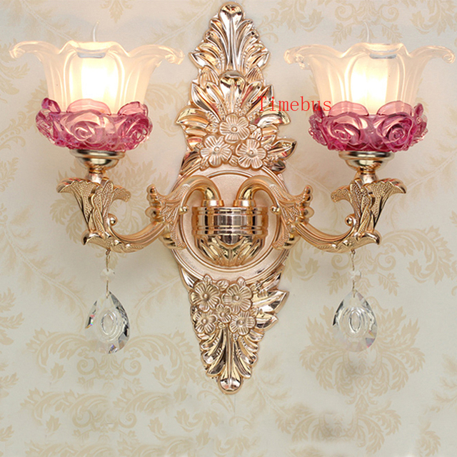 Restaurant Decorative Wall Sconces Staircase Aisle Lights Hotel Living Room Decorative  Wall Lamp KTV Bedroom Lamp