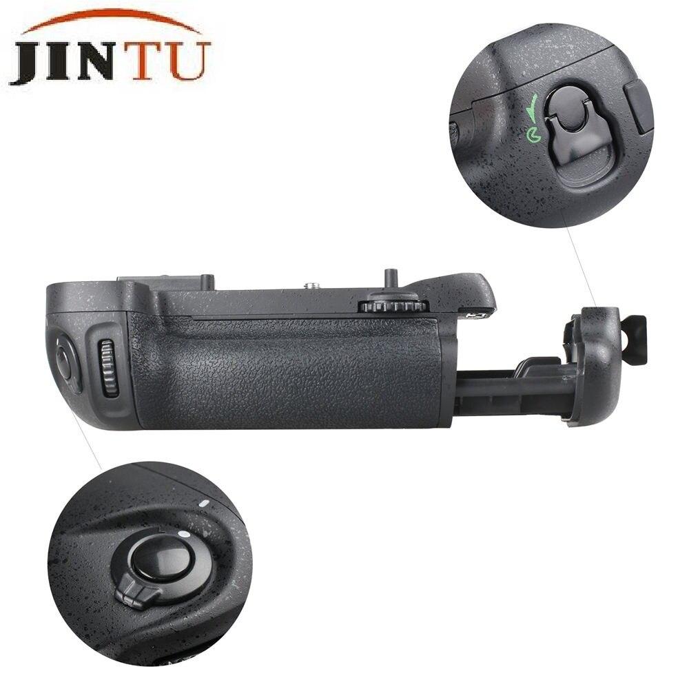 JINTU Vertical Batterie Grip Pack pour Nikon D7100 D7200 Numérique Appareil Photo REFLEX Professionnel de haute qualité