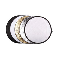 Photographic Accessories 80cm 32 5 In 1 Collapsible Light Diffuser Round Photograph Studio Light Reflector Disc