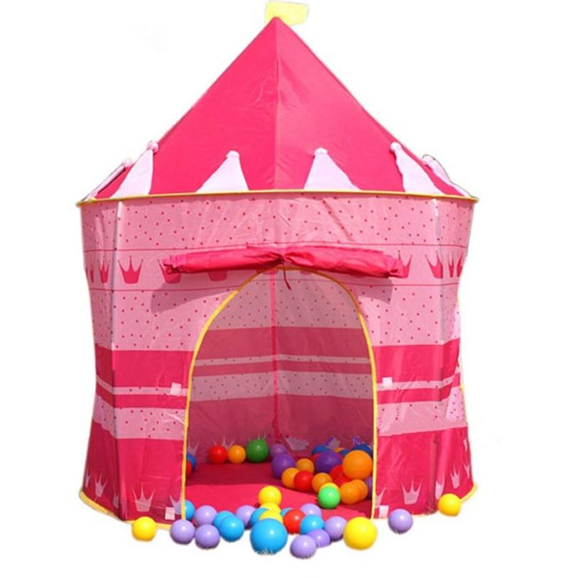 Tente Pour Enfants Vente Nouveau 13-24 Mois 2-4 Ans 5-7 Ans 2016 mignon Couleur Jouer Jeu Tente Maison Jouet Pour Enfants Enfant Cadeau De Noël