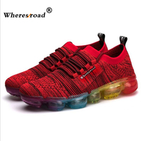 Mens Comfortable Breathable Mesh Shoes Fashion Casual Men Shoes Lightweight Men Casual Shoes Best For Running