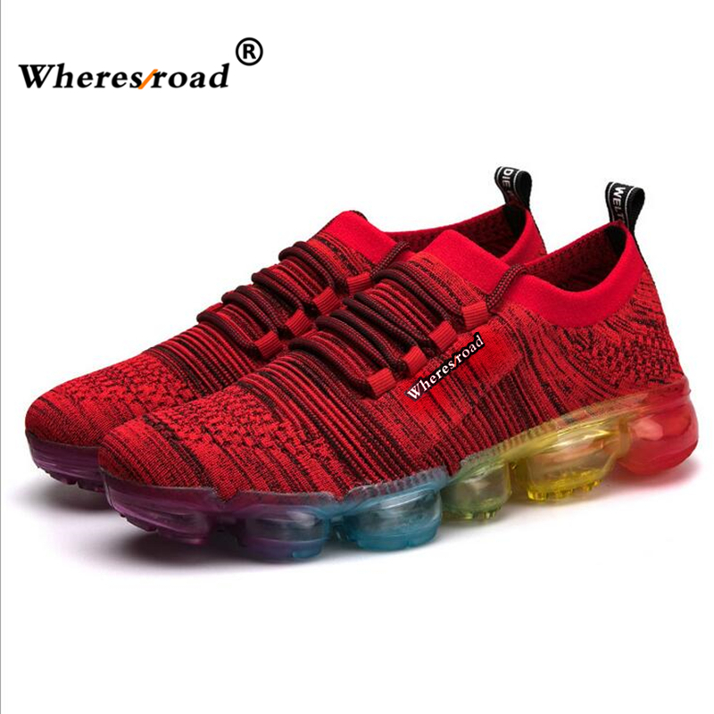 Mens Comfortable Breathable Mesh Shoes Fashion Casual Men Shoes Lightweight Men Casual Shoes Best for runn business