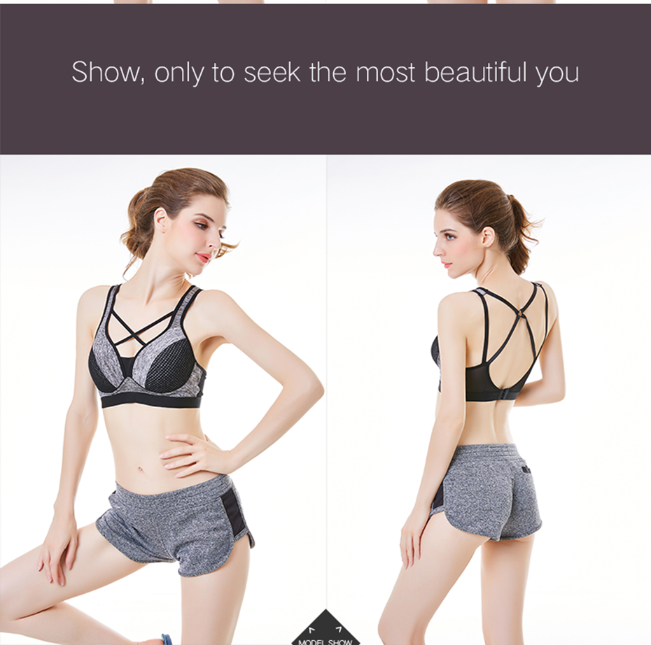 fcbd1a411fd8f ... Fitness Women Bra Yoga Mesh Crop Top Bra Patchwork Daily Wear Top  Underwear. 7341 01 7341 02 7341 03 7341 04 7341 05 7341 06(1) 7341 07  7341 08 7341 09 ...