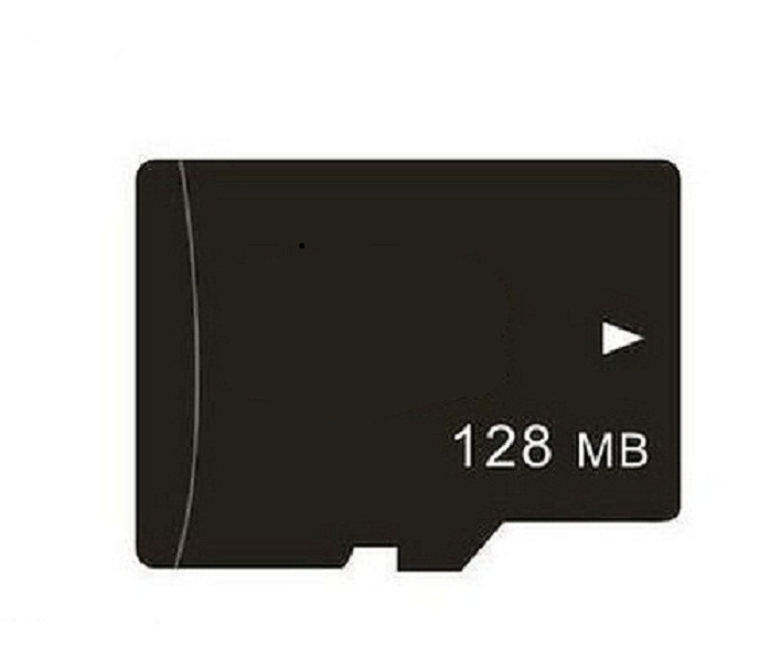 10 Stücke 128 Mb Micro Tf-karte Echtes 128 Mb Micro Speicherkarte (secure Digital) Transflash-karte Die Neueste Mode