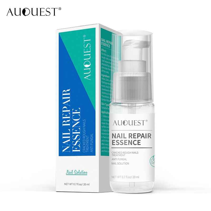 Detail Feedback Questions about New AuQuest Nail Repair Essence ...
