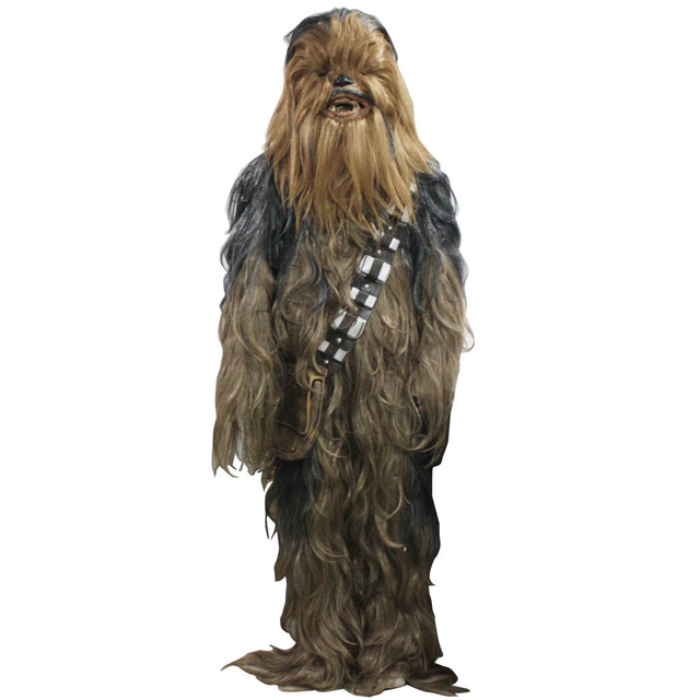 Star Wars Costumes  7 Series Cosplay Chewbacca Halloween Suit Costume 4