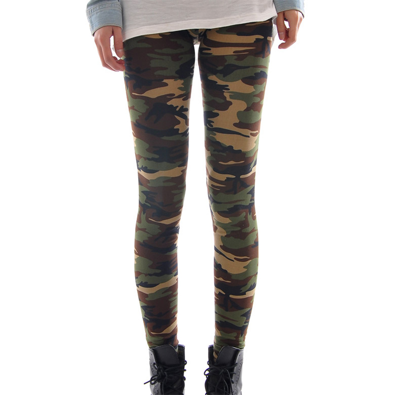 Vertvie Running Leggings Women High Waist Skinny Camouflage Sports Legging Pants Breatha ...