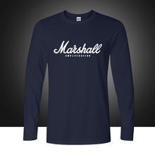 Neue mode Der Marshall Mathers LP bedruckte T Shirts Männer Lange hülse O Ansatz T-shirts Top Tees Cotton Freizeit T-shirts Plus Größe