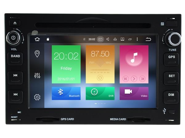 Lecteur DVD Audio de voiture Android 8.0 pour VW PASSAT JETTA/SHARAN/T5 gps unité de dispositif de tête multimédia récepteur BT WIFI
