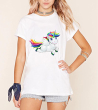 Women's Cute Unicorn T-Shirt