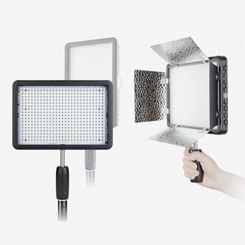 Godox Professional 3300k LED Video Light LED500Y Yellow Version 3300K New arrival Free shipping godox professional led video light