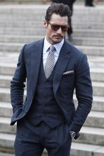 Compare Prices on Suit for Men Blue Navy Regular- Online Shopping ...